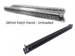 3M  24Port Blank Patch Panel