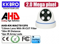 2.0 MP AHD-KK-MACT-812F6